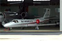 VH-VPL @ YMEN - Cessna Citation Encore [560-0703] Melbourne-Essendon~VH 20/03/2007