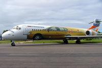 VH-YQJ @ YWLM - Boeing 717-231 [55096] (Jetstar Airways) Newcastle-RAAF Williamtown~VH 26/03/2007