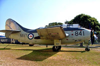 XG789 @ YMMB - Fairey Gannet AS.4 [F.9357] (Royal Australian Navy) Moorabbin~VH 21/03/2007