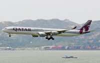 A7-AGD @ VHHH - Qatar - by Wong Chi Lam