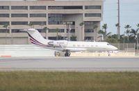 N441QS @ MIA - Gulfstream IV