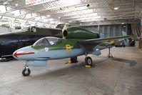 120235 @ EGSU - Heinkel He162
