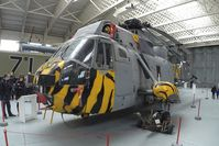 XV712 @ EGSU - Westland Sea King Royal Air Force