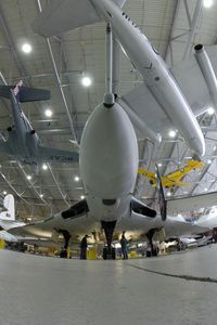 XJ824 @ EGSU - RAF Avro Vulcan