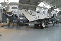 XS576 @ EGSU - Sea Vixen RAF