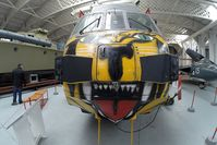 XV712 @ EGSU - RAF Sea King