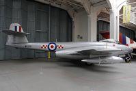 WK991 @ EGSU - RAF Gloster Meteor