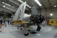 G-CHFP @ EGSU - RAF Sea fury - by Dietmar Schreiber - VAP