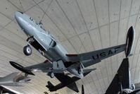 51-4286 @ EGSU - USAF T33