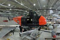XK936 @ EGSU - RAF Westland Whirlwind