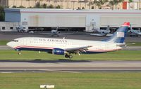 N444US @ TPA - US Airways 737-400