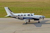 OK-DAG @ EDNY - Piper PA-46-500TP Malibu Meridian [4697349] Friedrichshafen~D 03/04/2009