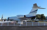 N450GD @ ORL - Gulfstream G450