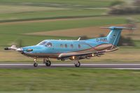 D-FUEL @ EDDR - Pilatus PC-12/45 - by Jerzy Maciaszek