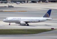 N469UA @ FLL - United A320
