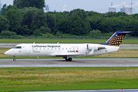 D-ACRE @ EDDL - Canadair CRJ-200LR [7607] (Lufthansa Regional) Dusseldorf~D 18/06/2011 - by Ray Barber