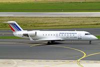 F-GRJN @ EDDL - Canadair CRJ-100ER [7262] (Air France/Brit Air) Dusseldorf~D 18/06/2011