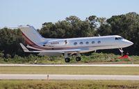 N480RW @ ORL - Gulfstream III