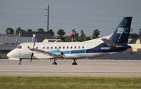 N481BC @ MIA - IBC Saab 340