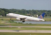 N489UA @ DTW - United A320