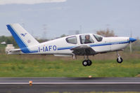 I-IAFO @ LIRQ - Take off