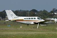 VH-FFJ @ YSBK - 1976 Cessna 402B, c/n: 402B1016 at Bankstown
