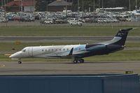 VH-VLT @ YSSY - 2010 Embraer EMB-135BJ Legacy, c/n: 14501107 at Sydney
