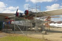 VH-CAT @ YSBK - 1945 Consolidated Vultee PBY-6A, c/n: 46665 awaiting restoration at Bankstown NSW