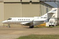 VH-NKD @ YSBK - 2008 Hawker Beechcraft Corp HAWKER 900XP, c/n: HA0064 at Bankstown