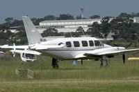 VH-JVD @ YSBK - 1978 Piper PA-31-350, c/n: 31-7852041 at Bankstown