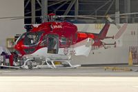 VH-SYG @ YSBK - 2009 Eurocopter-Kawasaki EC-145 (BK-117C-2), c/n: 9235 at Bankstown
