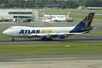 N493MC @ YSSY - 1998 Boeing 747-47UF, c/n: 29254 at Sydney