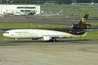 N253UP @ YSSY - UPS - Mcdonnell Douglas MD-11F, c/n: 48439 - at Sydney