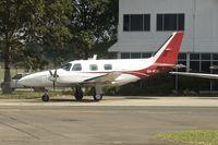VH-XGW @ YSBK - 1984 Piper PA-31P-350/A1, c/n: 31P-8414001  at Bankstown