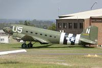 VH-MMF @ YSBK - VH-MMF (2100550 U5-N), 1944 Douglas C-47A-10-DK, c/n: 12540  at Bankstown NSW