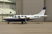 VH-TJV @ YSBK - 1978 Ted Smith Aerostar 600A, c/n: 60-0527-171 at Bankstown