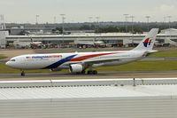 9M-MTM @ YSSY - 2013 Airbus A330-323X, c/n: 1431 at Sydney