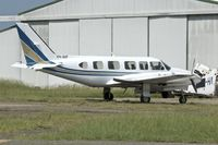 VH-AVF @ YSBK - 1978 Piper PA-31-350, c/n: 31-7852118 at Bankstown