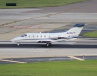 N495CT @ TPA - Beech 400A