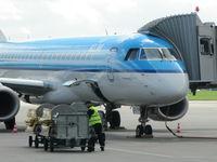 PH-EZL @ EDDS - Klm ER190 at Stuttgart - by CityAirportFan