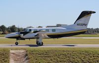 N500PM @ ORL - Piper PA-42