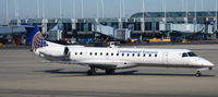 N286SK @ KORD - Taxi Chicago - by Ronald Barker