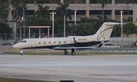 N502GM @ MIA - Gulfstream 350