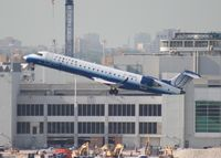 N502MJ @ MIA - United Express CRJ-700
