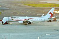 P2-PXC @ YSSY - Air Niugini's 2003 Boeing 737-86Q, c/n: 30290 at Sydney