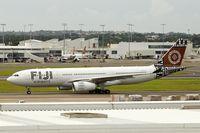 DQ-FJU @ YSSY - DQ-FJU (Island of Namuka-i-Lau), 2013 Airbus A330-243, c/n: 1416 at Sydney