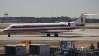 N515AE @ ATL - American Eagle CRJ-700