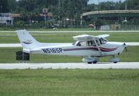 N516SP @ ORL - Cessna 172S