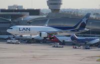 N524LA @ MIA - LAN 767-300F