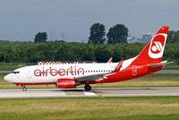 D-AHXD @ EDDL - Boeing 737-7K5 [30726] (Air Berlin) Dusseldorf~D 18/06/2011 - by Ray Barber